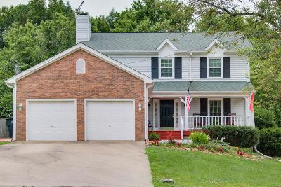 Nashville Single Family Home For Sale: 317 Starboard Ct