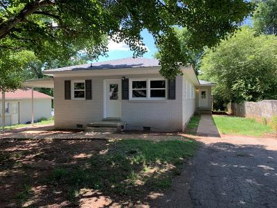 Lawrenceburg Single Family Home Active Under Contract: 411 Evergreen St