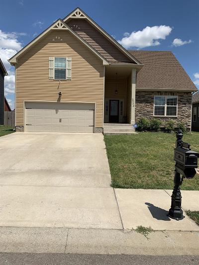 Clarksville Single Family Home For Sale: 3775 Tradewinds Ter
