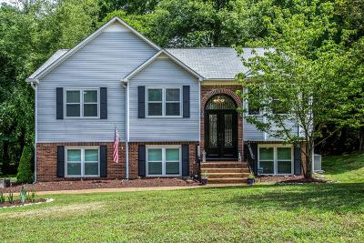 Spring Hill  Single Family Home For Sale: 2000 Big Oak Dr