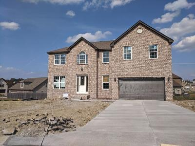 Single Family Home For Sale: 2303 Oakforest Way