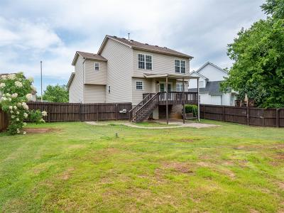 Clarksville Single Family Home Active Under Contract: 160 Cloe Ct