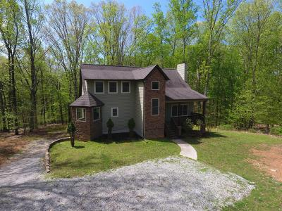 Franklin County Single Family Home For Sale: 891 Hopkins Ln