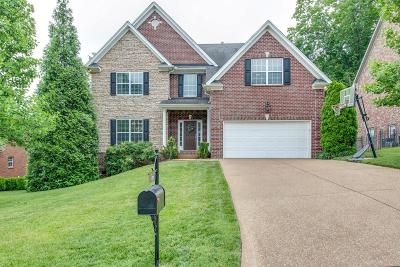 Brentwood  Single Family Home Active Under Contract: 1575 Red Oak Ln