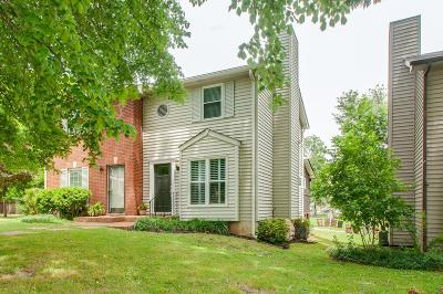 Nashville Single Family Home For Sale: 126 A 40th Ave N