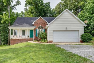 White Bluff Single Family Home Active Under Contract: 104 Coach Drive
