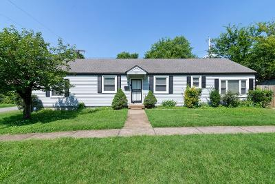 Old Hickory Single Family Home For Sale: 1216 Cleves St