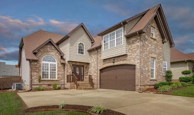 Clarksville Single Family Home For Sale: 1590 Cobra Ln