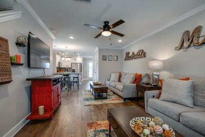 Nashville Condo/Townhouse For Sale: 1101 Lilly Valley Way