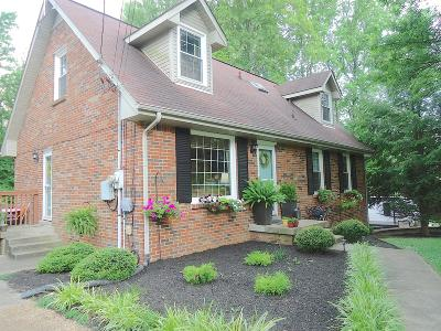 Clarksville Single Family Home For Sale: 1855 Patricia Dr