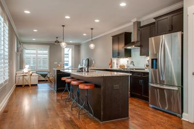Nashville Single Family Home For Sale: 5307A Tennessee Ave