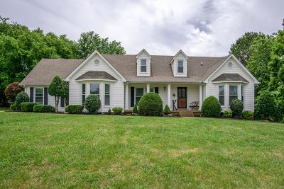 Columbia  Single Family Home For Sale: 1407 Frye Rd