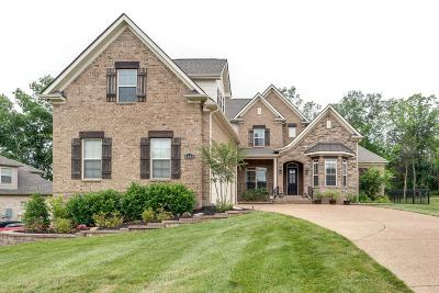 Nolensville Single Family Home For Sale: 1985 Eulas Way