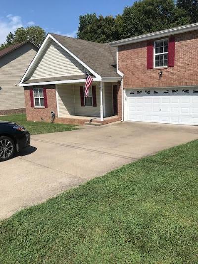 Ashton Place Single Family Home For Sale: 2475 Rafiki Dr