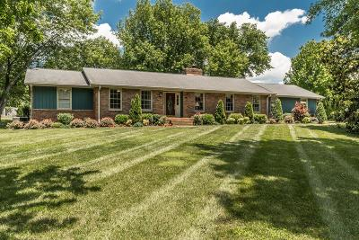 Hendersonville Single Family Home For Sale: 214 Spring Valley Rd