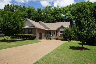 Old Hickory Single Family Home For Sale: 509 Wilma Ct