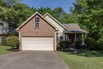 Old Hickory Single Family Home For Sale: 502 Southgate Ct