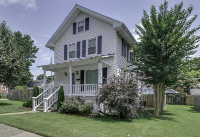 Old Hickory Single Family Home For Sale: 901 Cleves St