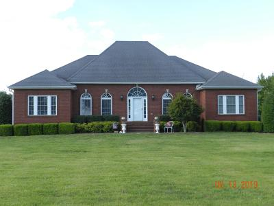 Clarksville Single Family Home For Sale: 4907 Sango Rd