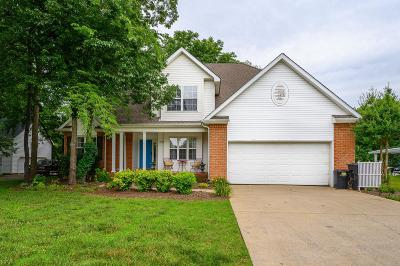 Murfreesboro Single Family Home For Sale: 3122 Madison Ave