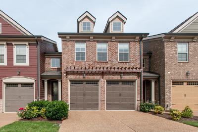 Nashville Single Family Home For Sale: 906 Silkwood Cir