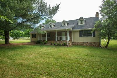 Goodlettsville Single Family Home For Sale: 8158 Old Springfield Pk