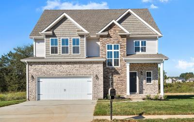 Clarksville Single Family Home For Sale: 456 Farmington
