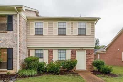 Nashville Condo/Townhouse Active Under Contract: 1253 General George Patton Rd #1253