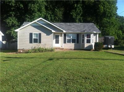Clarksville Rental For Rent: 775 Spees Dr