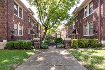 Nashville Condo/Townhouse For Sale: 1711 18th Ave S Apt C2