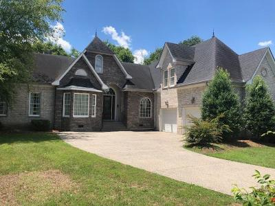 Hendersonville Single Family Home For Sale: 59 Blue Ridge Trce