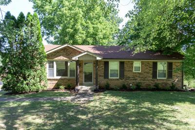 Clarksville Single Family Home For Sale: 737 Pollard Road