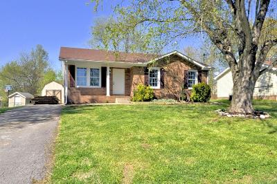 Clarksville Single Family Home For Sale: 3449 Arvin Dr