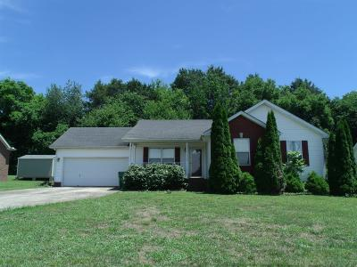 Winchester Single Family Home For Sale: 131 Brookfield Cir