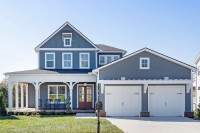 Spring Hill Single Family Home For Sale: 997 Spruce Ridge Ln