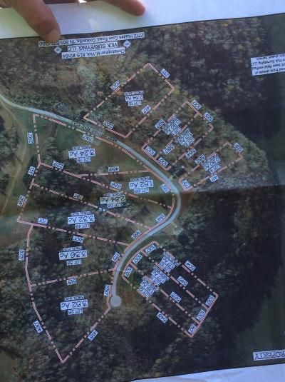 Residential Lots & Land For Sale: Hutchins Bend W