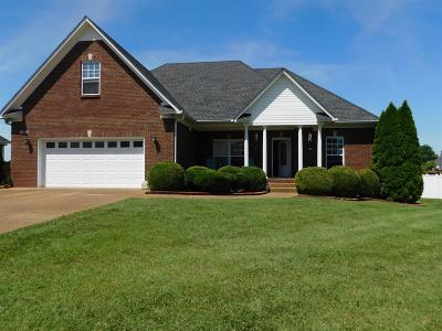 Maury County Single Family Home For Sale: 116 Hunters Glen Dr