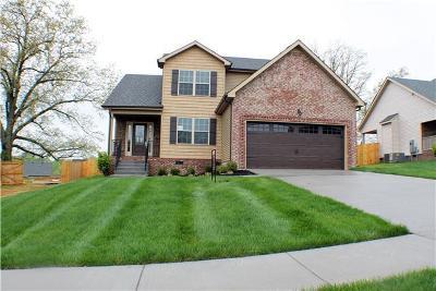 Clarksville Rental For Rent: 1084 Castlerock Dr