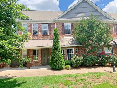 Murfreesboro Condo/Townhouse For Sale: 811 General Westmoreland