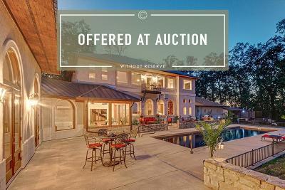 Nashville Single Family Home For Sale: 6727 Duquaine Ct