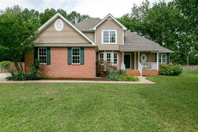 Murfreesboro Single Family Home For Sale: 2903 Vinemont Dr