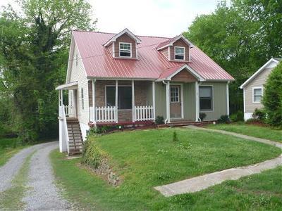 Clarksville Rental For Rent: 712 Woodmont Blvd #3