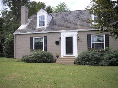 Lawrenceburg Single Family Home For Sale: 713 North Military