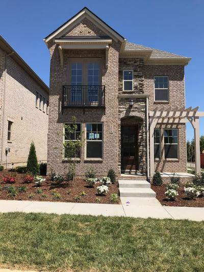 Hendersonville Single Family Home For Sale: 104 Benjamin Lane