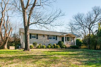 Old Hickory Single Family Home For Sale: 121 Gaile Dr