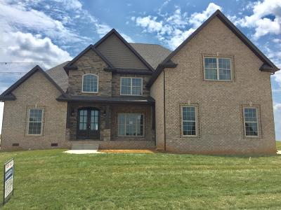 Clarksville Single Family Home For Sale: 34 Hartley Hills(Boyer Farms)