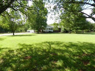 Mount Juliet Single Family Home For Sale: 1665 Old Lebanon Dirt Rd