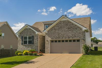 Spring Hill  Single Family Home Active Under Contract: 1117 Golf View Way