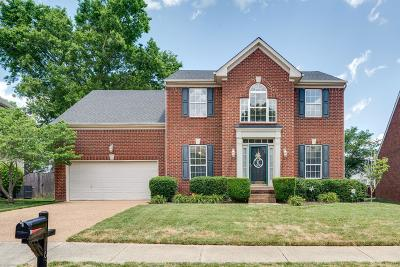 Franklin  Single Family Home For Sale: 116 Bluebell Way