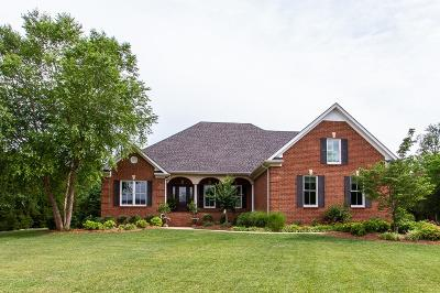 Murfreesboro Single Family Home Active Under Contract: 921 Walton Ln